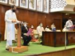 Maharashtra CM takes oath as MLC