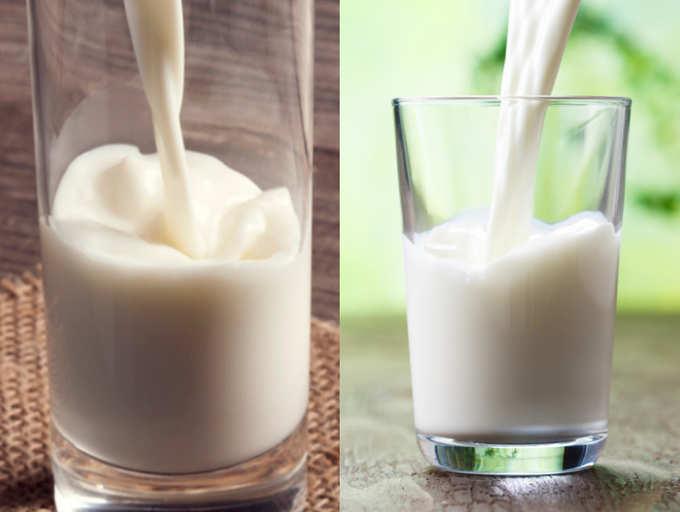 Milk has vitamin D, calcium, vitamin B2, vitamin B12, potassium and phosphorus in it. It also has some vitmain A, vitamin B1, vitmain B6, zinc and magnesium.