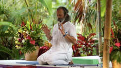Watch actor Bijay Anand tell us how to do pranayama correctly