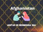 Eid Mubarak Wish in Afghanistan