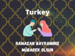 Eid Mubarak Wish in Turkey
