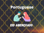 Eid Mubarak Wish in Portugal