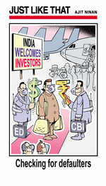 India Welcomes Investors
