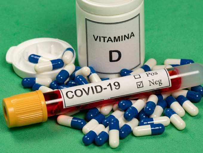 link between corona and vitamin-D