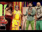 Jabardasth requires actors to perform on a single-stage