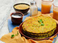 Replace dinner with this 5-minute Indian-style spicy pancake