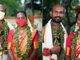 Malayalam actor Gokulan ties the knot with long-time girlfriend Dhanya amid lockdown
