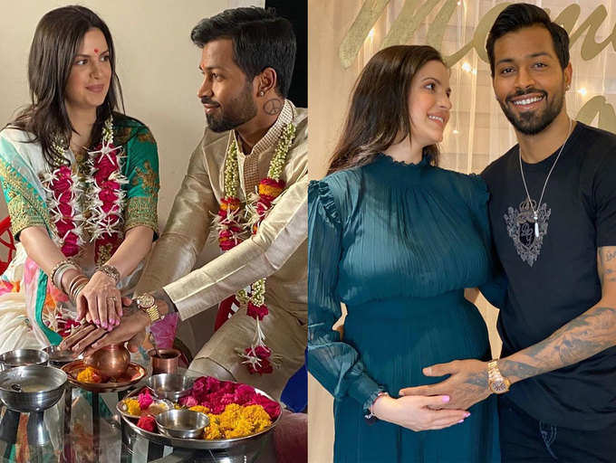 Nach Baliye 9 S Natasa Stankovic To Neha Dhupia These Celebs Announced Pregnancy Soon After Their Marriage The Times Of India