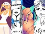 Cardinal signs: Aries, Cancer, Libra, Capricorn