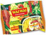 Wai Wai with Masala