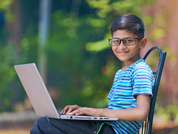 Types of children you come across on school's online classes | The Times of India