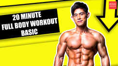 20 min full-body workout basic