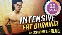 20 minute massive calorie burn!