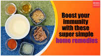 Boost your immunity with these super simple home remedies