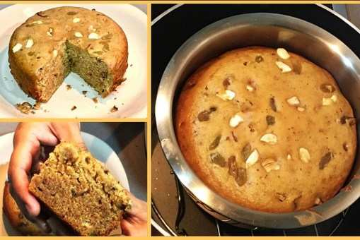 Banana Cake without Oven and Egg