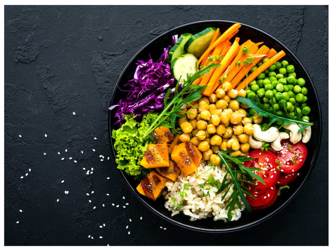 Can You Lose Weight By Eating Salad Everyday Does Salad Burn Belly Fat