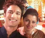 Bhumika recalls last day of shoot with Sushant