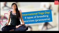 4 types of breathing exercises (pranayama)