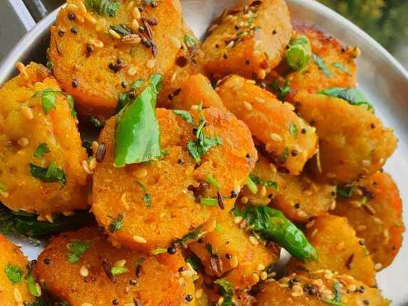 Gujarati Recipes Gujarati Snacks Recipes