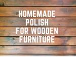 Easy homemade polishes