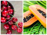 Eat seasonal fruits