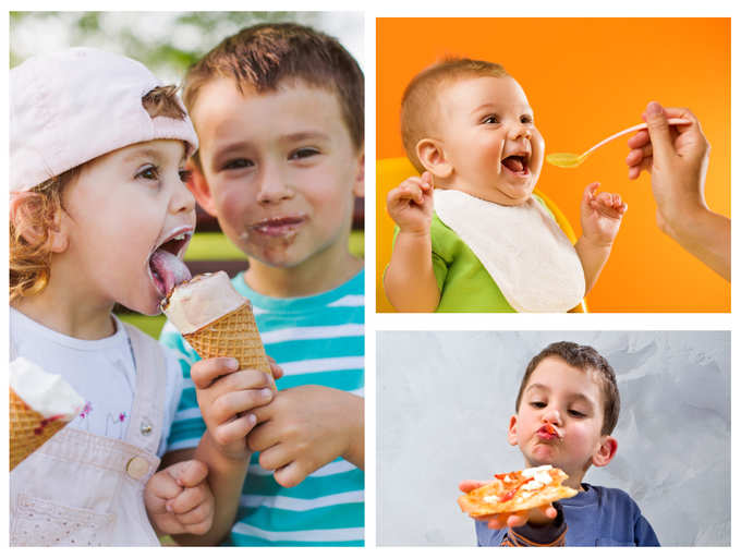 How To Plan A Healthy Diet For Your Child The Times Of India