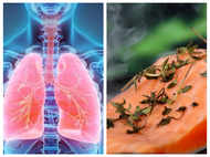 Foods that help strengthen and detox the lungs