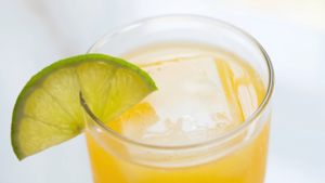 Watch: How to make Passion Fruit Margarita