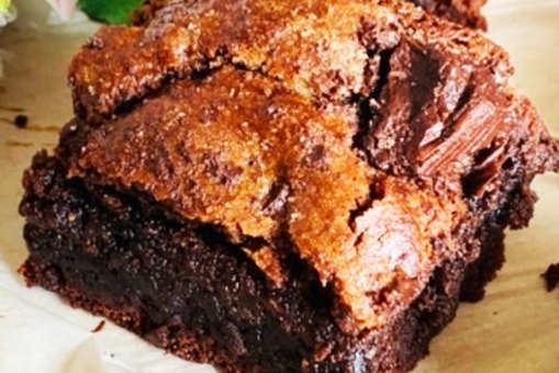 Dark Chocolate Grain-free Brownies