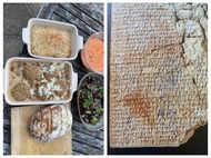Man cooks 'World's Oldest Mesopotamian Recipe' using 1750 BCE tablet