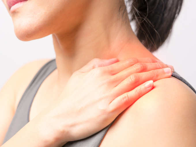 5 exercises that you can do to get rid of shoulder pain | The Times of India