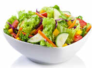 The right way to wash your salad greens