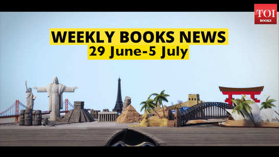 Weekly Books News (June 29--July 5)
