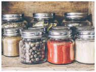 10 foods to keep in your pantry that have long shelf life