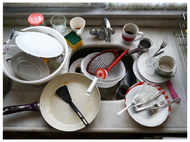 Simple hacks for people who hate cleaning the kitchen after meals