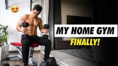 Building My Home Gym! Goodbye Bodyweight