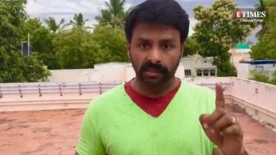 Director Gaurav warns Karuppar Koottam for video spewing venom on Hindu gods
