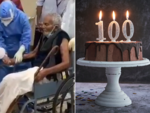 The 100-year-old man who defeated coronavirus
