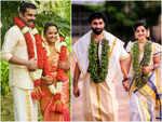 Meera Anil to Pradeep Chandran: Malayalam TV celebs who got married during the lockdown