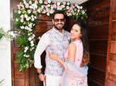 Beauty queen Sana Dua gets engaged to her beau Sanyam Raaj Khera