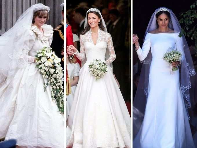 9 most iconic royal wedding dresses that stunned the world | The ...