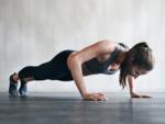 Tricep push-ups