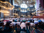 Hagia Sophia: official re-opening as mosque
