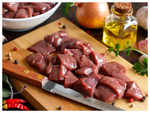 Nutrition profile of chicken livers