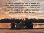 ​The circle of friendship