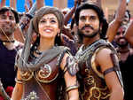Magadheera, which received positive reviews from the critics upon its release, managed to become a blockbuster hit film at the box office that year