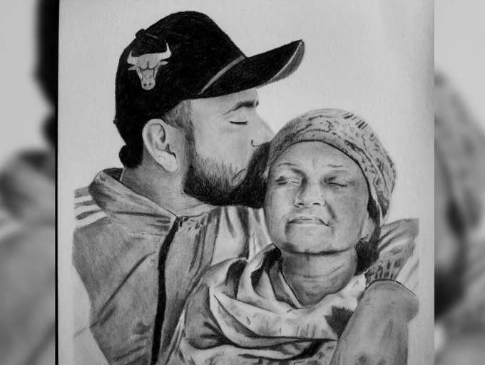 Amrit Maan wishes to get inked with THIS picture of him and his mother