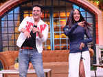 Kashmera Shah makes fun of Krushna Abhishek