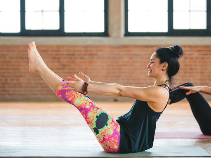 One yoga pose you need to do for strengthening your core muscles | The Times  of India