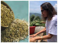 This ajwain mix recipe by Neena Gupta is effective in treating indigestion